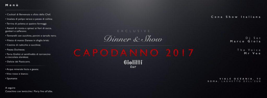 Giolitti Eur 2017