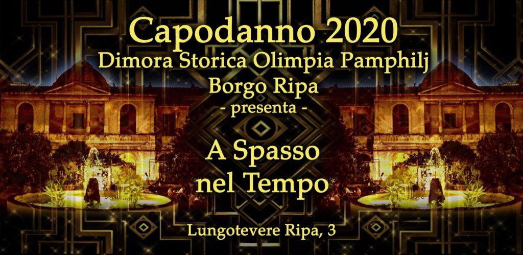 Capodanno Borgo Ripa 2020